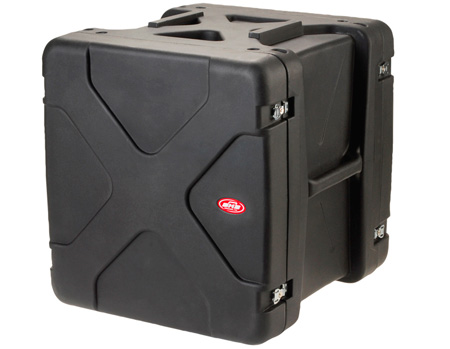SKB R916U20 16 Space Roto Molded Shock Mount Rack Case