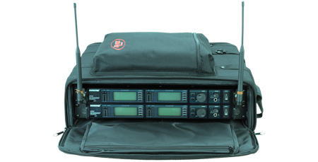 SKB 1SKB-SC192U 19 Inch Rackable x 2U Soft Rack Case