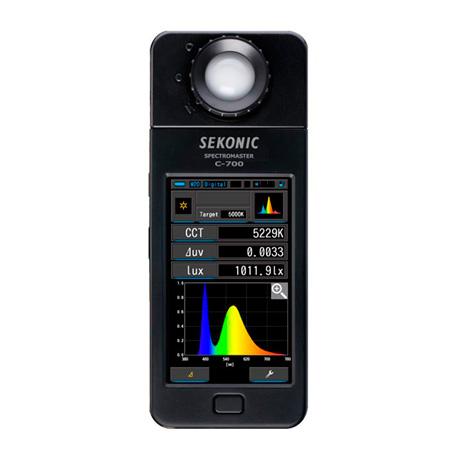 Sekonic C 700 Spectromaster Meter