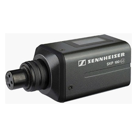 Sennheiser SKP 100 G3-G Wireless Plug On Transmitter (626-668 MHz)