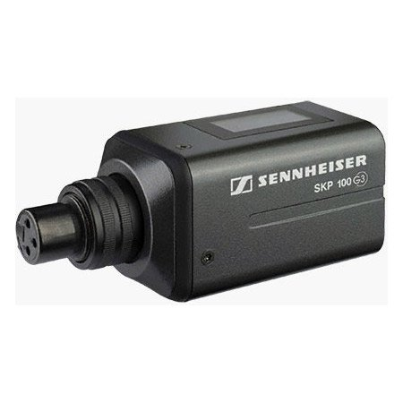 Sennheiser SKP 100 G3-G Wireless Plug On Transmitter (566-608 MHz)