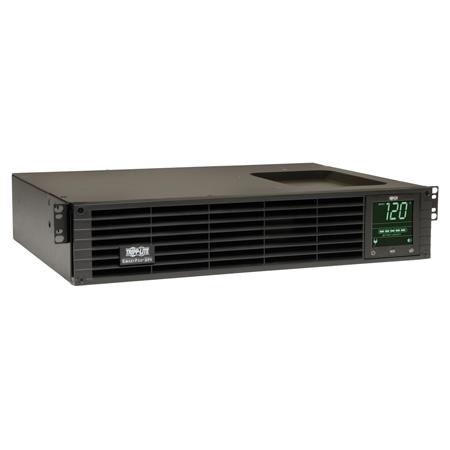 Tripp Lite SMART1000RM2U SmartPro 120V 1kVA 800W Line-Interactive Sine Wave UPS 2U Rack 6 Outlets