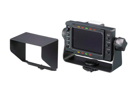 Sony DXF-C50WA 5 Inch LCD Color Viewfinder for HXC-D70 SD / HD System Camera