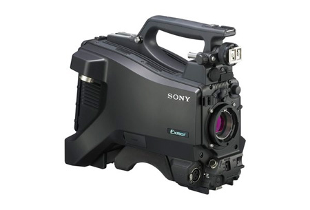 Sony HXC-D70H HD 2/3 inch 3xCMOS Multi Transmission Camera System