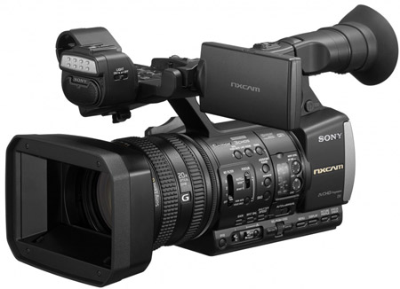 Sony HXR-NX3/1 NXCAM Full HD 1920 x 1080  3CMOS Camcorder with 20x Zoom
