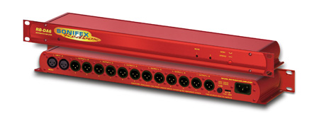 Sonifex RB-DA6 Stereo Distribution Amplifier