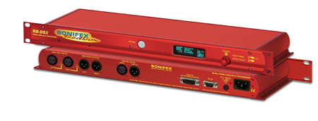 Sonifex Redbox RB-DS2 Stereo Delay Synchroniser - Time-Zone Delay