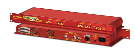 Sonifex RB-VHEMA8 3G/HD/SD-SDI Embedder - 8 Channel Analogue Inputs