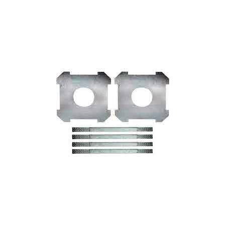 Speco BRC6F In-Ceiling Bracket for 6 Inch Speaker (Pair)