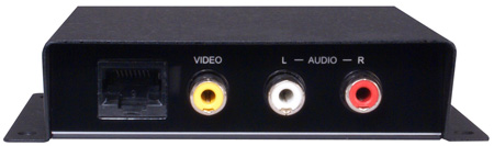 Speco COMXTNDR Composite Video & Audio Over CAT5 Extender