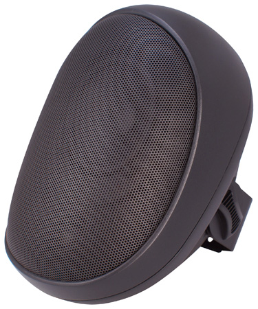 Speco SP4AWET 4-Inch Outdoor Speaker with Transformer - Black (each)