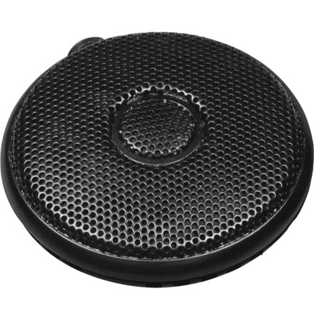 Superlux E304B 3 Inch Diameter Electret Omni Condenser Boundary Microphone - Black