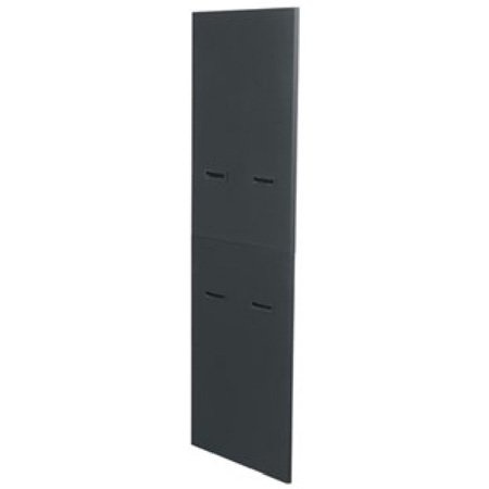 Pair of Side Panels Fits MRK-3726 & WRK-37-27 Black Finish