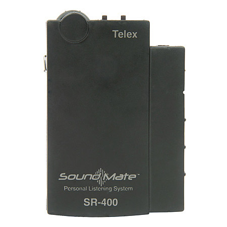 Telex SR-400 17-Channel Synthesized Personal Receiver