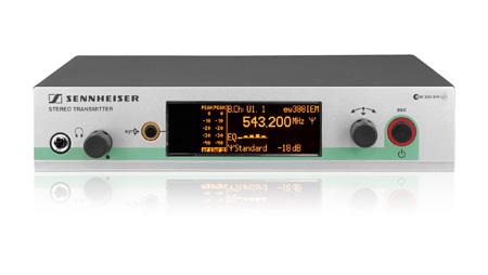 Sennheiser SR300IEMG3-G Rackmount Wireless Monitor Transmitter 566-608 MHz