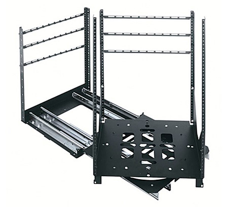 SRSR-2-24 Rotating Sliding Rail Rack 24 Space