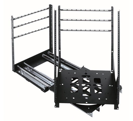 SRSR-2-19 Rotating Sliding Rail Rack 19 Space