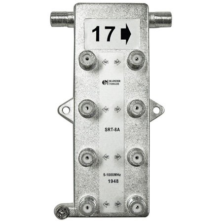 SRT Series Indoor 1GHz Taps for Directional Couplers 29 dB