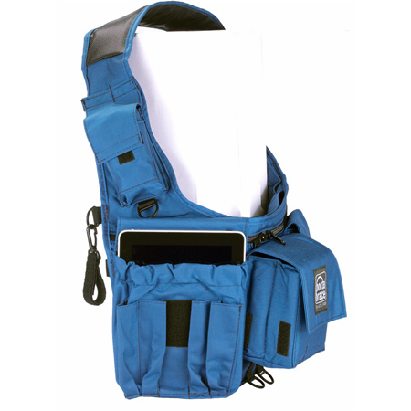 Porta-Brace Slinger Shoulder Pack BLACK