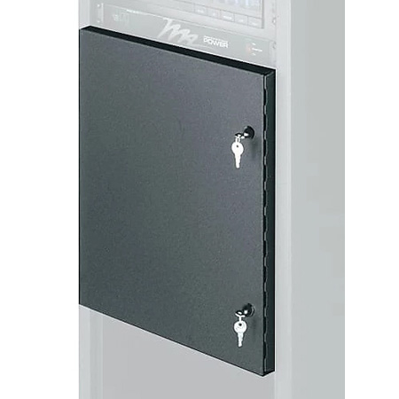 8 Space Solid Security Door