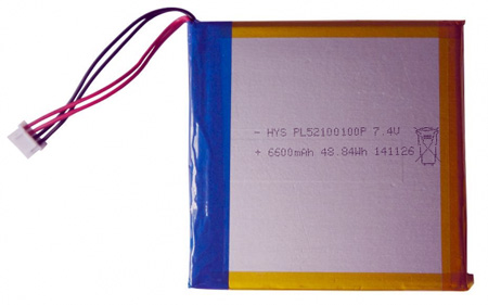 Securitytronix ST-IP-TEST-BATTERY Replacement battery for ST-IP-TEST
