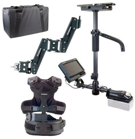 Steadicam PILOTHDS-VL - The STEADICAM Pilot  Camera Stabilizing System -VL Mount