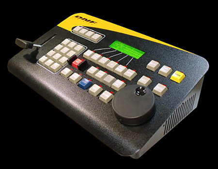 DNF ST300-SSM-T Table Top 4 Digital Disk Recorder / VTR Slow-Motion Controller with T-Bar