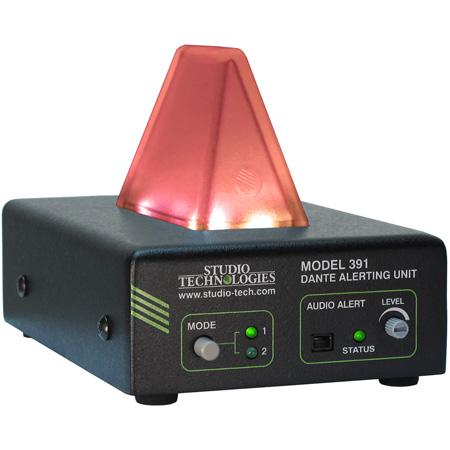 Studio Technologies Model 391 Dante Alerting Unit