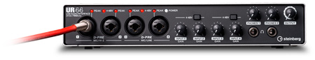 Steinberg UR44 6x4 USB 2.0 Audio Interface