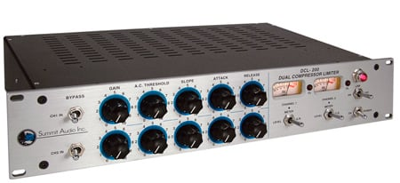 Summit Audio DCL-200 Dual Tube Compressor