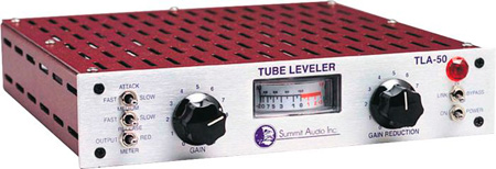 Summit Audio TLA-50 Half-Rack Leveling Amplifier