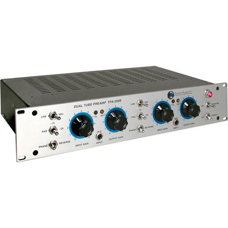 Summit Audio TPA-200B Dual Tube Microphone and Line Preamp