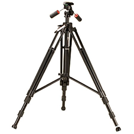 Smith Victor 700100 PROPOD IVA Professional Tripod with Large Pro-4A 3-Way Head