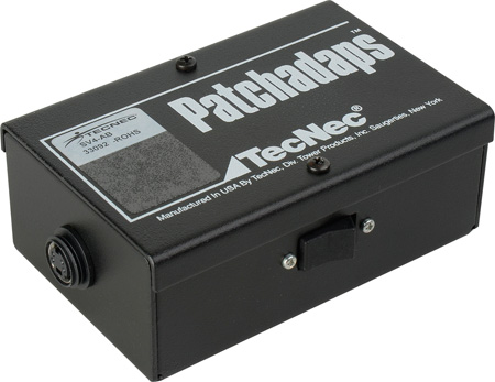 4-Pin S-Video Passive A/B Switch