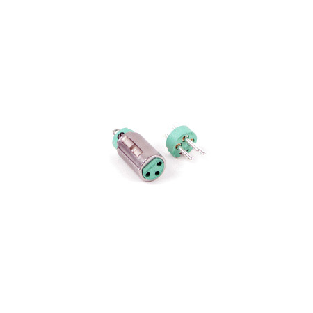 Switchcraft QG3FD 3 Pin Female XLR Insert - Quick Disconnect