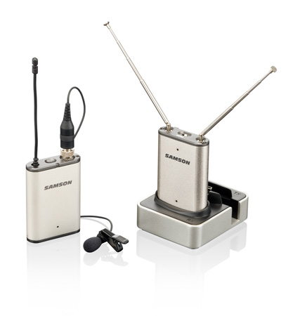 Samson SWAM2SLM10 Airline Micro Camera Wireless System - N2 (642.875 MHz)