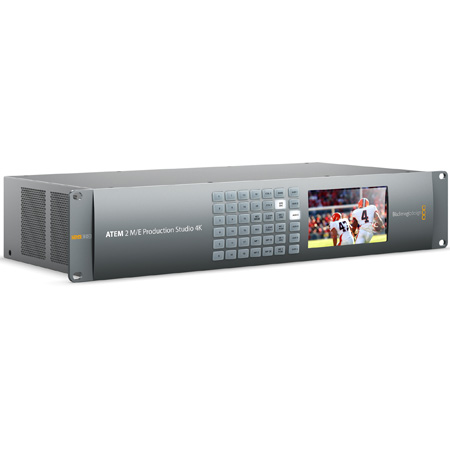 Blackmagic Design SWATEMPSW2ME4K ATEM 2 M/E Production Studio 4K