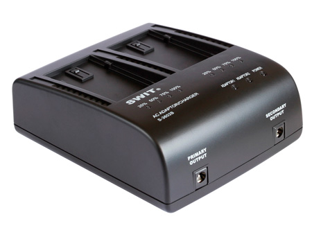 SWIT S-3602B Charger/Adaptor for Panasonic VW-VBG6