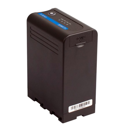 SWIT S-8U63 Battery for Sony PMW & PXW Cameras with DC Output and USB Charging Port - Li-Ion