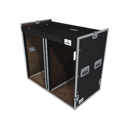 Grundorf T8-COMBO-D16 Double 16 Space Bottom Combo Case