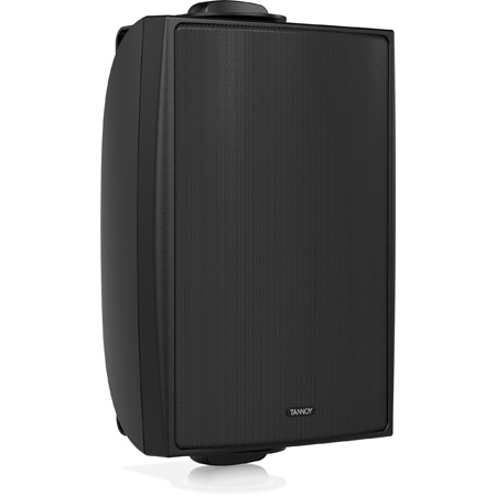 Tannoy DVS 4t Ultra-Compact Surface-Mount Loudspeaker w/Transformer - Black