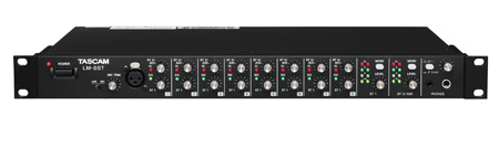 Tascam LM-8ST 8 Channel Line Mixer