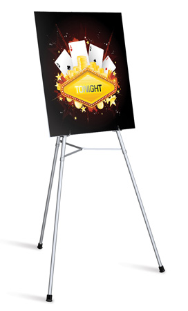 Testrite 555 Adjustable Display Easel