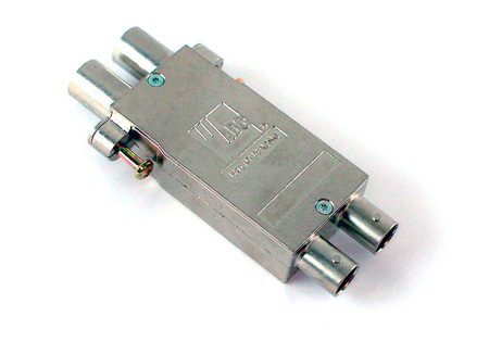 ADC-Commscope SVJ-2T-X 75 Ohm Terminating Standard Size Super Video Jack