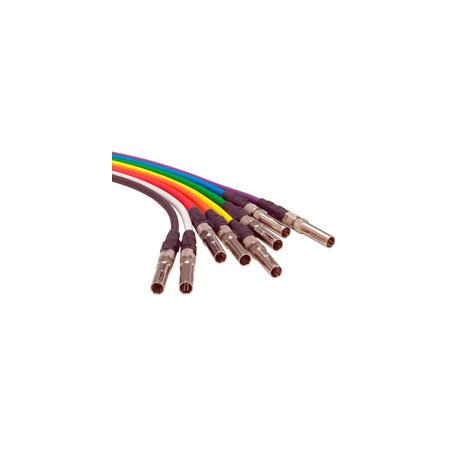 ADC-Commscope V4V-STS Standard Size HD Video Patch Cord Violet - 4 Foot