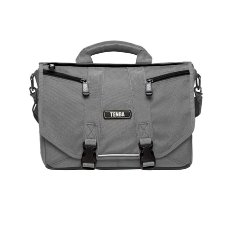 Tenba 638-368 Mini Messenger Bag Platinum