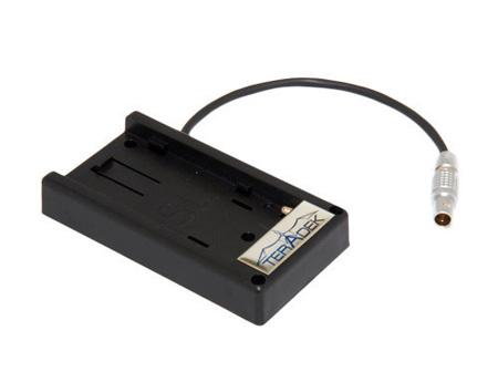 Teradek BIT-637 Battery Adapter Plate for Sony B Series 14.4 Volt Batteries