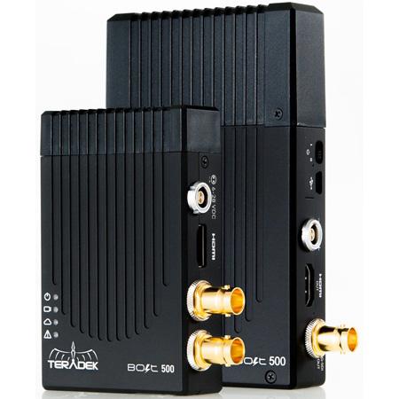 Teradek Bolt 935 Pro 500 TX/RX SDI/HDMI Wireless Video Transceiver Set