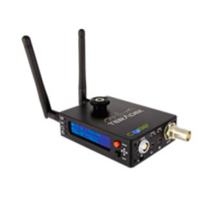 Teradek CUBE-555 1 Channel H.264 Wireless SD Video Encoder - Camera-Top
