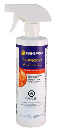 Techspray 1610-PT 99.8 Percent Pure Isopropyl Alcohol 1 Pint